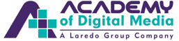 Academy of Digital Media logo