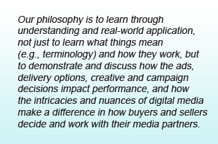 Academy of Digital Media philosophy