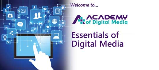 Academy of Digital Media On-Demand Webinars
