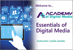 Essentials of Digital Media