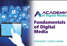 Fundamentals of Digital Media